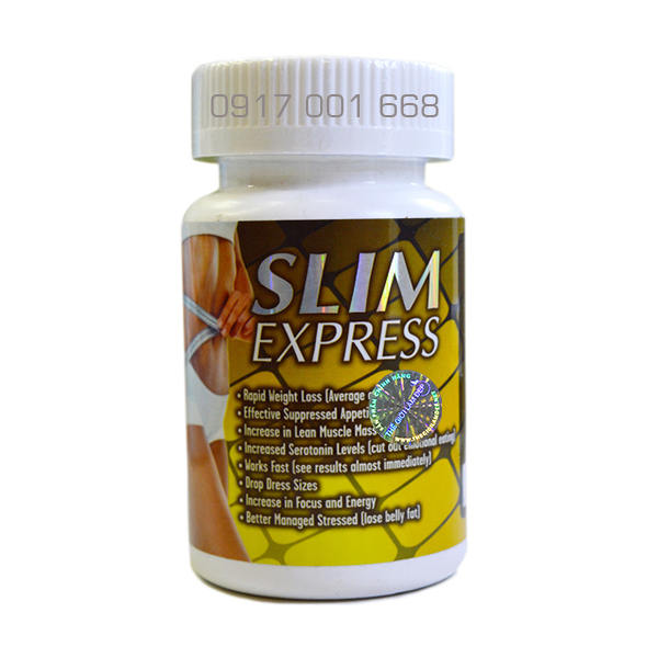 Thuoc giam can Slim Express chinh hang